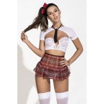 6369 School Girl Costume Outfit