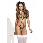 6372 School Girl Costume Outfit