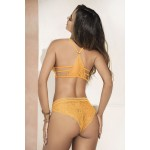 8367 Two Piece Set Color Tuscany Yellow