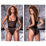 8508 Bodysuit Color Black