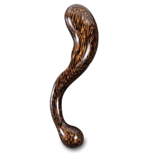 NobEssence Seduction 2.0 G-Spot or Prostate Wood Dildo