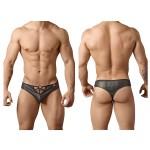 PIK 8046 Neutral Thongs Color Black