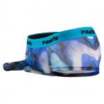 PIK 8441 Twister Boxer Briefs Color Blue