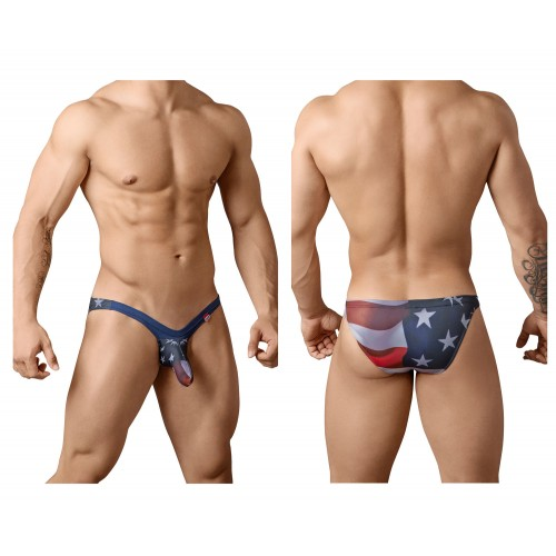 PIK 8695 American Briefs Color Blue