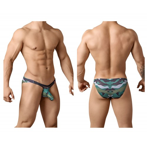 PIK 8696 Infantry Briefs Color Green