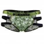 PIK 9271 Stylishness Briefs Color Green