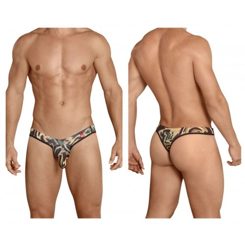 PIK 8055 Baloo Castro Thongs Color Gold