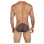 Pikante 8746 Energy Briefs Black