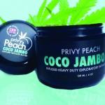 Privy Peach CBD Coco Jambo Intimate Butter 120ml/300 mg