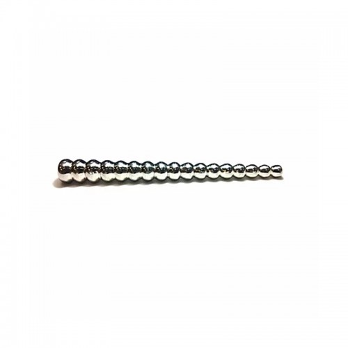 Stainless Steel Beaded Urethral Sound
