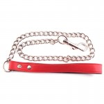 Rouge Leather Lead