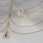 Sexy Draping Breast Chains with Pendant