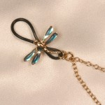 Dragonfly Breast Drape Non Pierced Nipple Chain