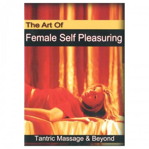 Art of Female Self Pleasuring Double Disc DVD