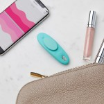 We-Vibe Moxie Bluetooth Wearable Clitoral Stimulator