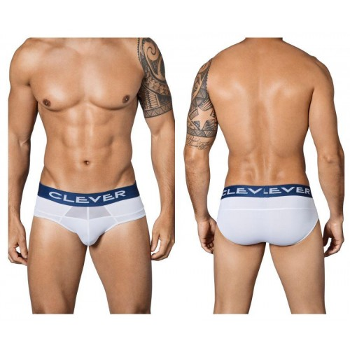 5335 Divo Briefs Color White