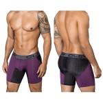 9157 Wild Street Boxer Briefs Color Purple