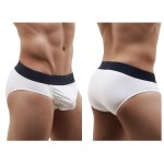 EW0631 FEEL XV Briefs Color White