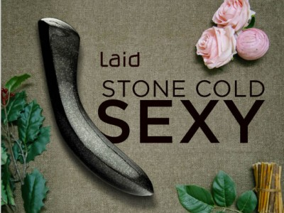 Granite Stone Dildo & Butt Plug