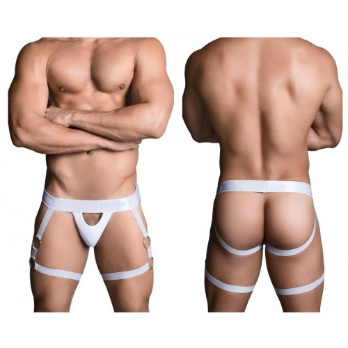 1702 Jockstrap Color White