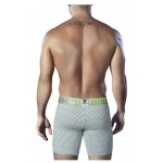 51411 Sport Performance Breathable Boxer Briefs Color Green