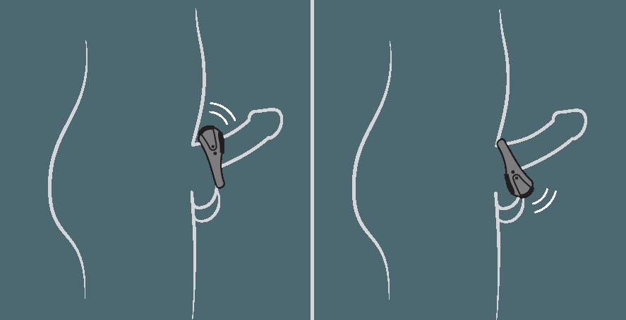 Atom Vibrating Penis Ring