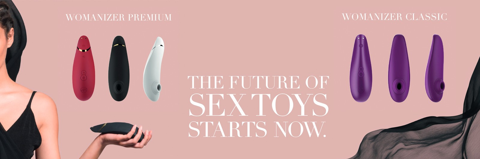 Womanizer Sex Toys